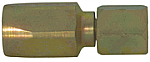 Brass, Female SAE, JIC Flare, Swivel