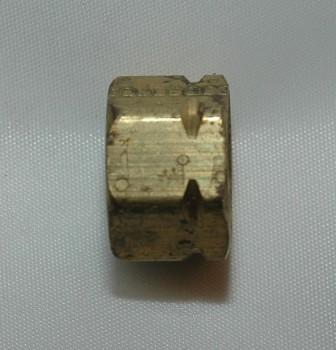 Align Nut & Sleeves, Brass