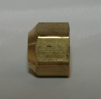 Align Caps, Brass