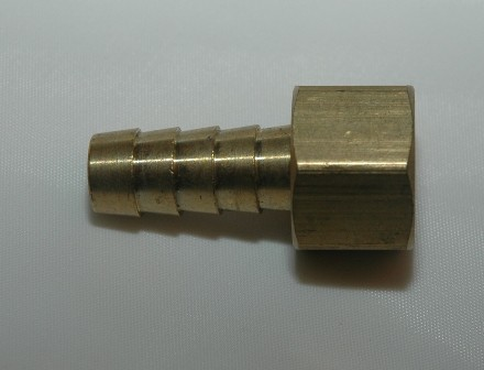 Female SAE, JIC Flare, Swivel, Brass
