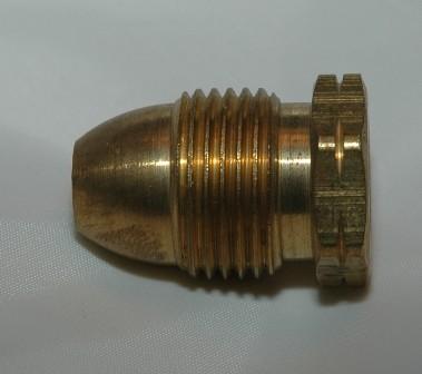 Brass Pol Plug