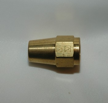 Copper Tube Compression Long Nut