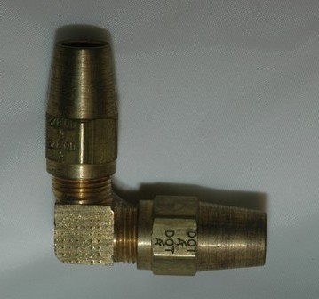 Brass Union Elbow (DOT)