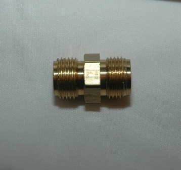 M NPS Ball Seat Union - (Brass)