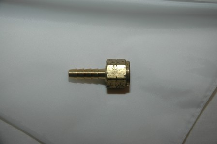 Welding Hose Connector Right Hand Thread For Oxygen Line