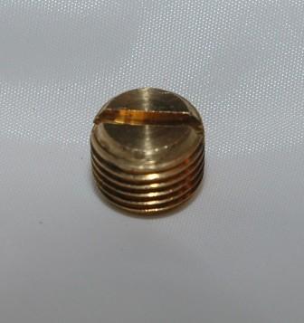 Slotted Pipe Plug