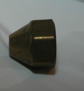 Brass Pol Cap