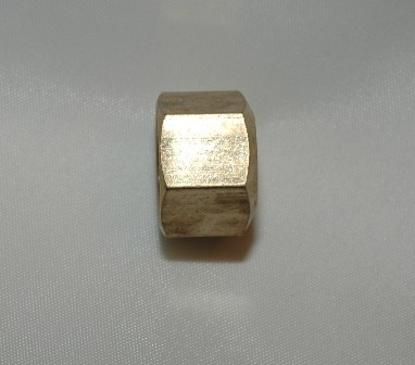 Copper Tube Compression Nut