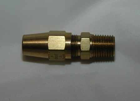 Brass Female Connector (DOT)
