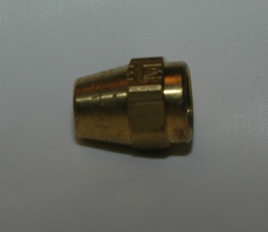 Brass Nut (DOT)