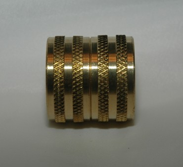 Female Garden Hose Thread Union (Swivel)