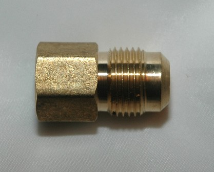 Male x Female SAE Flare Tube Adapter