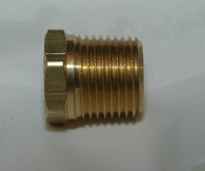 Hex Head Pipe Plug