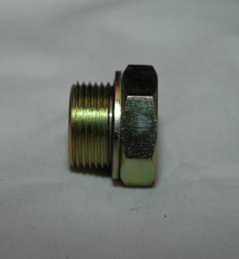 Steel Metric Plug