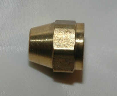 Forged SAE Flare Tube Nut Short