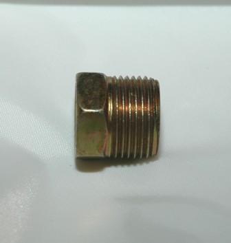 Inverted Flare Tube Nut Steel