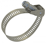 "Quick Release Clamp 9/16"" Worm Drive (Carbon Screw)"