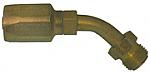 Inv. Male Swivel 45 Elbow