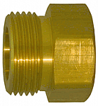 Male by Female Garden Hose Adapter