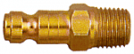 Air Plug with Male Pipe Thread