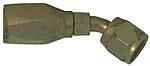 Female (JIC/SAE) Swivel 45
