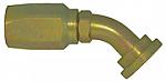 Code 61 SAE split flange 45