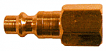 Air Plug with FPT