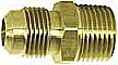SAE Flare Tube Male NPT Connector Economy Style
