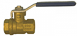 Ball Valve Female Pipe,Brass
