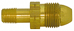 Brass Pol (Tailpiece & Nut Assembly)