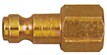Air Plug with Female Thread