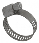 "Miniature 5/16"" Worm Drive (All Stainless w/305 stainless screw)"