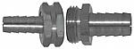 Female Garden Hose Shank - Stainless Steel