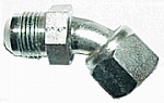 Male Jic to female Jic swivel