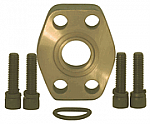 4 Bolt Flange & Kit